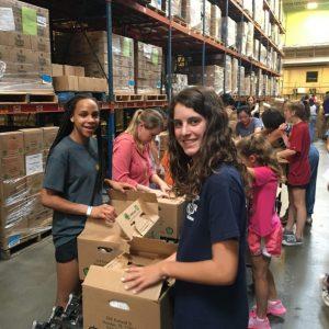 Teen Volunteer Houston