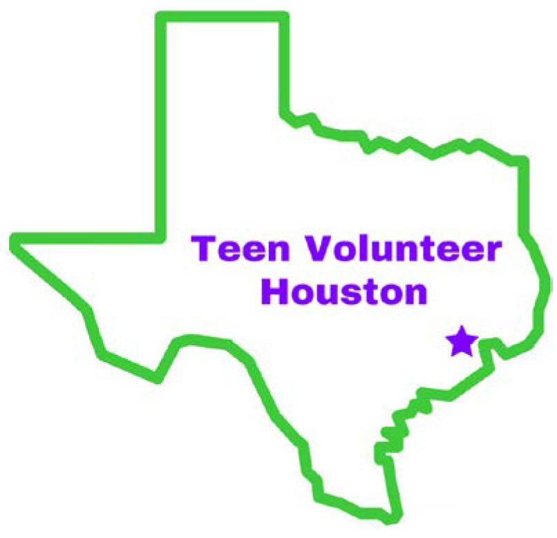 Teen Volunteer Houston Logo
